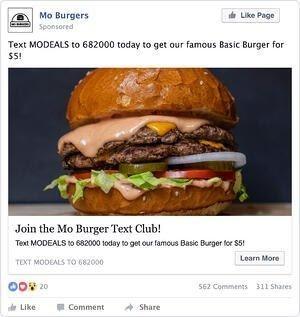 Mo burgers facebook