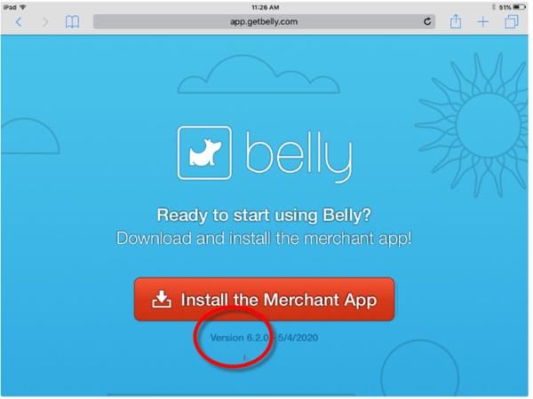 Belly App