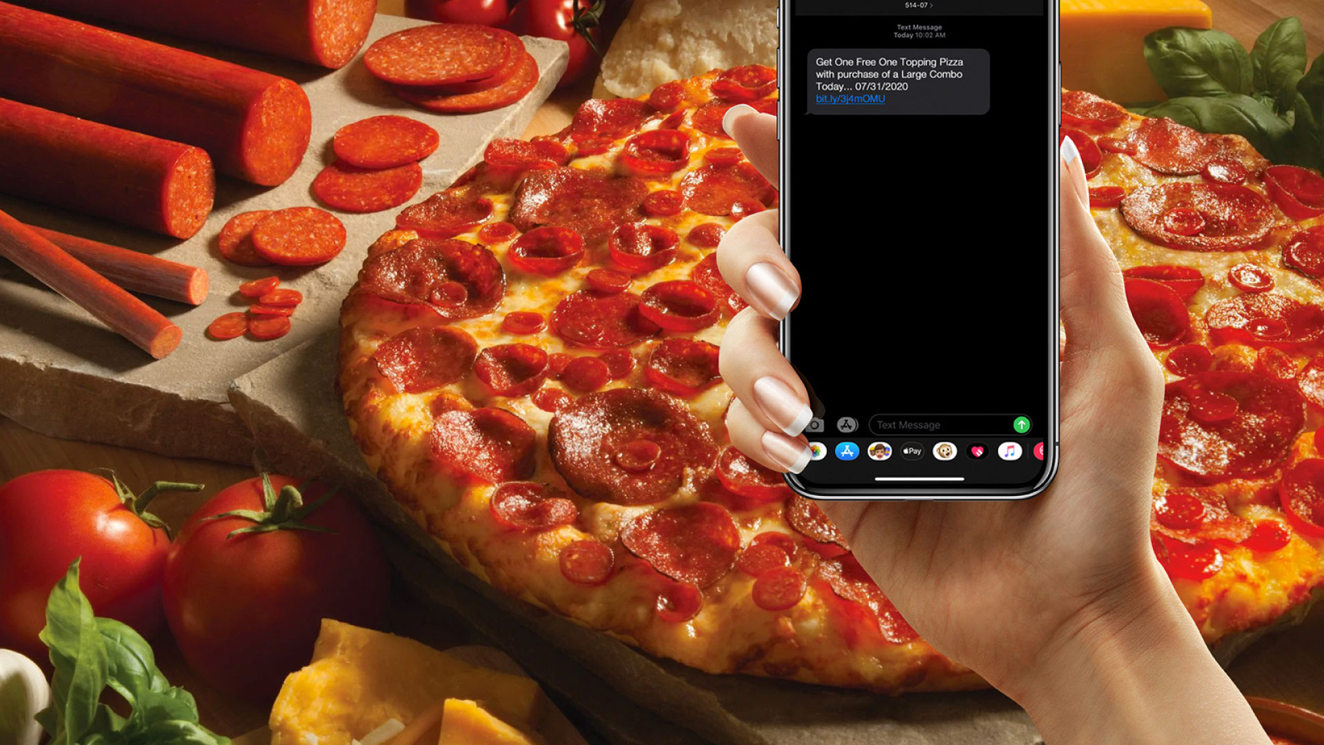 Restaurant Chain Mobile Message-Based Campaign Proves Old Adages